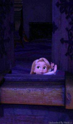 little Rapunzel :)