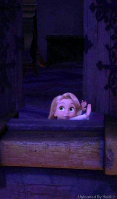 little Rapunzel :)