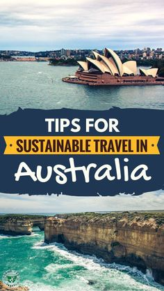 Are you an eco-conscious traveler that's visiting Australia soon? Here are tips for sustainable travel in Australia! #ethicaltravel #australia #wanderlust #travel #sustainabletravel