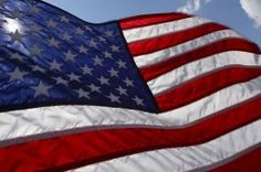 I Am The Flag of The United States of America - I Bow To No One