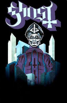 Ghost - Papa Emeritus