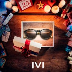 The most special gift, for the most special person. 😍 🎁 Give IVI this Christmas! You're still on time Special Person, Special Gifts, Gift Guide, Sunglasses, Womens Fashion, Christmas, Image, Style, Xmas