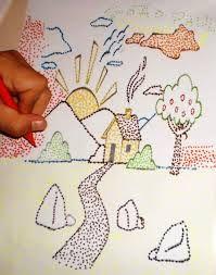 pintura com pontos - Pesquisa Google