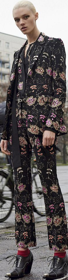 Givenchy Pre-Fall 2016 www.kimmillerstyles.co.uk