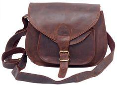 Gypsy Leather Purse Women Handbag Diaper Satchel Crossbody Bag Tote