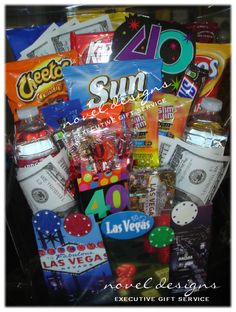 Las Vegas Premier Gift Basket Source Offering The Best Selection Of Baskets