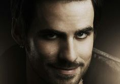 Colin O'Donoghue - perfect Capitan Hook:)