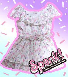 Spank Mini Dress