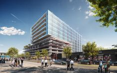 Gallery of Gensler Designs New Generation of Office Space in Miami - 1
