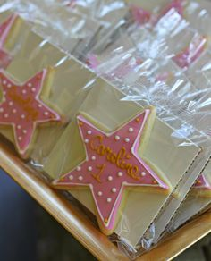 Carolina Charm: Caroline's Twinkle Twinkle Little Star 1st Birthday Party