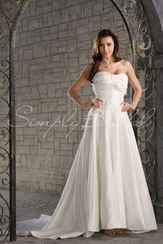 c96f8fd531e9 35 Best Bridal dress - Simply Bridal images | Dress wedding, Wedding ...