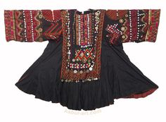 Pakistan /Afghanistan border Kohistan /nuristan Tribal Woman's Dress.  antique complet original rare Afghan dress with headscarf and trousers .