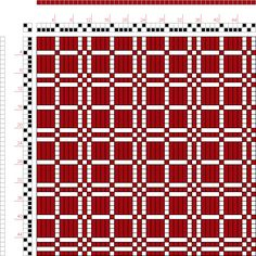 Weaving Draft Page 3, Figure 15, Donat, Franz Large Book of Textile Patterns, Germany, 1895, #23969