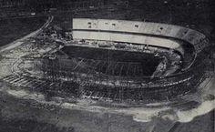 De bouw Feijenoord stadion 1936