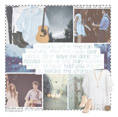 """""""#18: Before The Storm ~ Miley Cyrus and Nick Jonas"""" by bia-jhulya ❤ liked on Polyvore"""