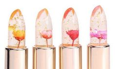 These Gorgeous Flower Jelly Lipsticks Are Blowing Up On Instagram