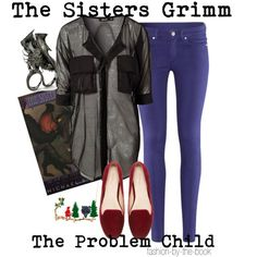 The Sisters Grimm: The Problem Child by Michael Buckley