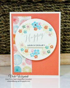 CTMH Hopscotch #inspiration #cards #anniversary