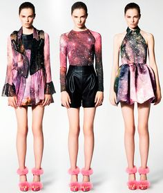 christopher kane's collection from a few seasons ago...still on point.