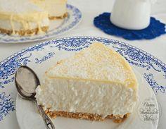 Tarta de Coco sin horno | Comparte Recetas