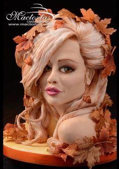 Amazing cake by Mactortas!