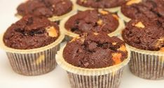 Csokis muffin recept