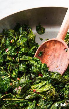 27 Ideas How To Cook Kale Recipes Vegans Kale Recipes Vegan, Cooked Kale Recipes, Vegetable Recipes, Cooking Recipes, Simple Kale Recipes, Spicy Kale Recipe, Cooking Kale, Veggie Food, Cooking Tips
