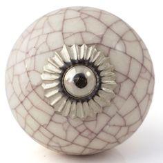 White cream ceramic knobs drawer pulls cupboard door knobs porcelain china gold   eBay
