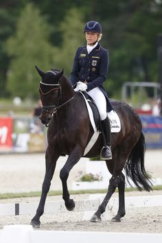 ST.GEORG - Reiten, Dressur, Springen, Vielseitigkeit und Pferdezucht | News | CIC*** Luhmühlen: Schweden führt