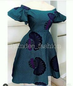 African fashion that looks stunning. African Fashion Ankara, Latest African Fashion Dresses, African Print Fashion, Africa Fashion, Short African Dresses, Ankara Short Gown Styles, African Print Dresses, Africa Dress, African Traditional Dresses