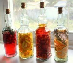 Infuse your booze: Making your own flavored vodka and rum
