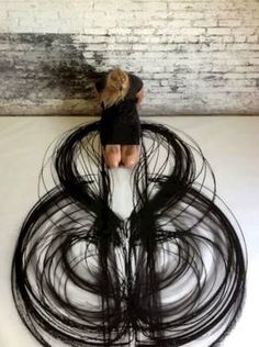 OBSESSING about Heather Hansen's work right now.