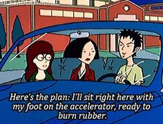 12 Reasons Jane And Trent From 'Daria' Are The Best Siblings Ever Cartoon Tv, Cartoon Shows, Daria Quotes, Daria Mtv, Siblings Goals, True Crime Books, Travel Humor, Tumblr, Catching Fire