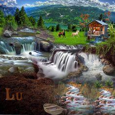 paisagem - Lucimar  Lóscio