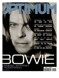 David Bowie Poster - bij AllPosters.be