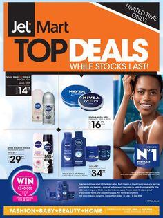 Jet Mart : Top Deals June - 8 July page 1