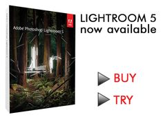 Lightroom 5 Now Available: MCP Lightroom Presets Work Flawlessly - will you be upgrading?