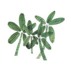 'Palm trees' Alan Fletcher