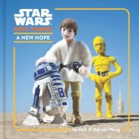 Using handcrafted felt puppets, the authors recreate, in staged scenes and twelve words, the story of Luke Skywalker, who embarks on a quest to save the galaxy from the Death Star