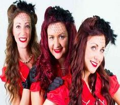 Our female vocal harmony trio can be booked for World War events in Derbyshire. Derbyshire, Lady And Gentlemen, Motown, Vintage Glamour, Corporate Events, Daisy, Entertaining, Female, Entertainment Ideas