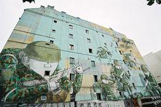 30 Most Creative Large Scale Street Art Murals -Design Bump.