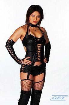 Japanese Womens Wrestling: Bambi - Japanese Female Wrestlers