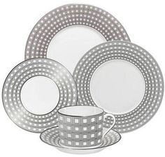 Duomo Bread & Butter Plate #Limoges#French#Handcrafted