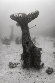 Wow, not much chance of surviving... uwphotographers: WRECKS