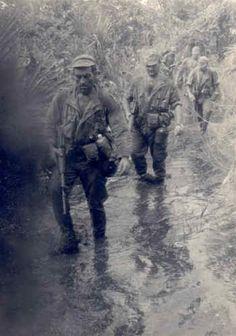 A tribute - Portuguese army in the ultramarine wars.