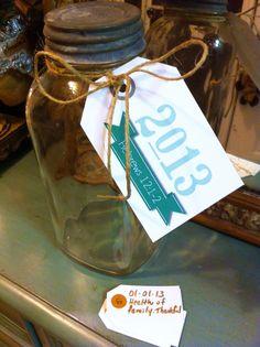 The Creative Collaborative: {Printables} Ready, Set, Go! - Printable label for Memory Jar