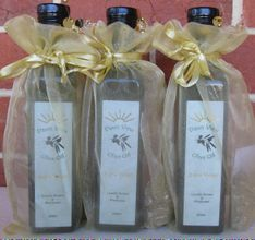 250 ml Olive Oil in gift bags with Dukkah - get gift for any occasion - $ 15.00 each plus postage. ONLINE SHOP NOW OPEN - dawnviewoliveoil.bigcartel.com - Payment options PayPal & Credit card. Email withany enquires: dawnviewoliveoil@hotmail.com