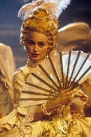 """See All of Madonna's Most Iconic Looks: Dressed as Marie Antoinette while performing """"Vogue"""" at the 1990 MTV awards. Madonna Vogue, Lady Madonna, Madonna 90s, Madonna Fashion, Mtv Video Music Award, Music Awards, Mtv Music, Music Icon, Bal A Versailles"""