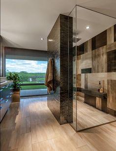 sexy, masculine bathroom