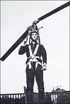 1941 Baumgartl Heliofly I (Alemania)